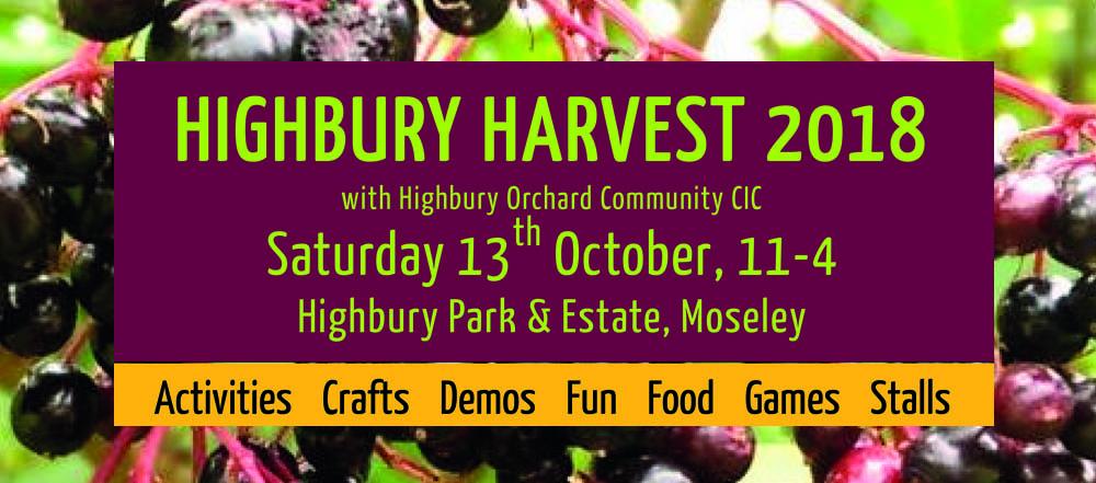 Highbury Harvest Festival