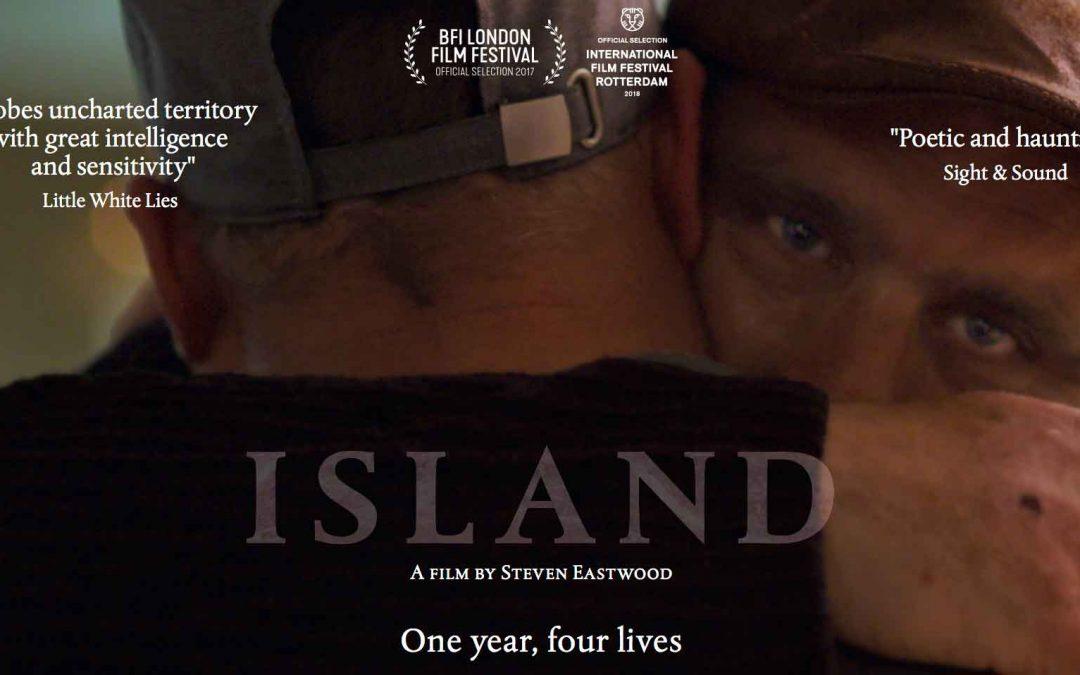 Island Film screening poster