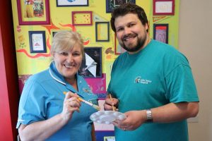 John Taylor Hospice art competition