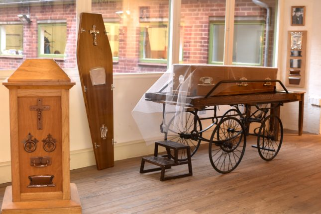 Funeral Study Day at The Coffin Works
