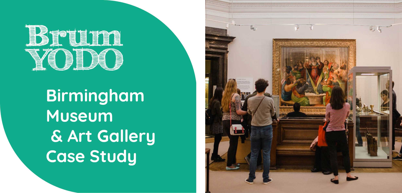 Birmingham Museum case study BrumYODO