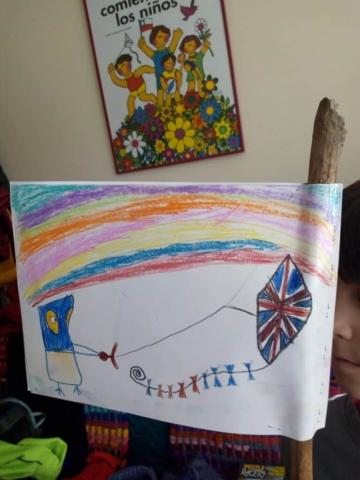 Sebastian's flag